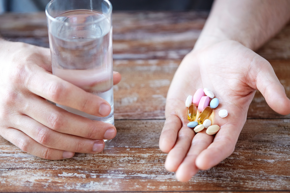 Vitamins for Men in Miami