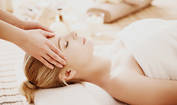 Champi Head Massage | Miami Spa and Wellness Center