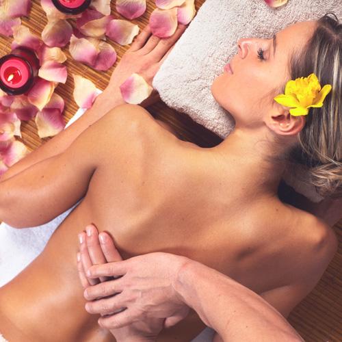 Lower Back and Leg Massage