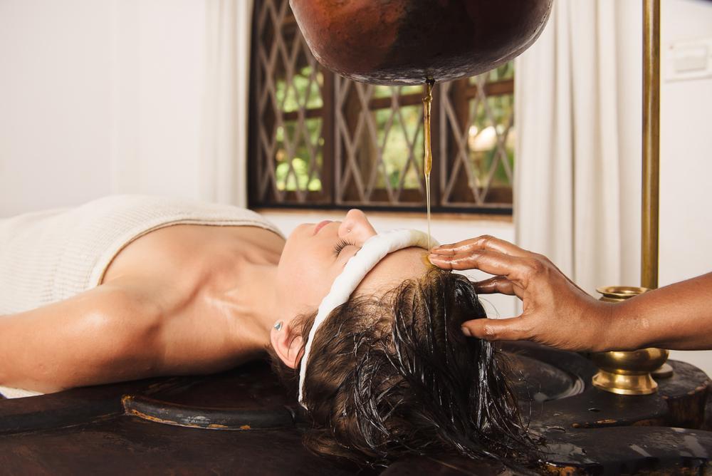 Shirodhara Therapy in Miami