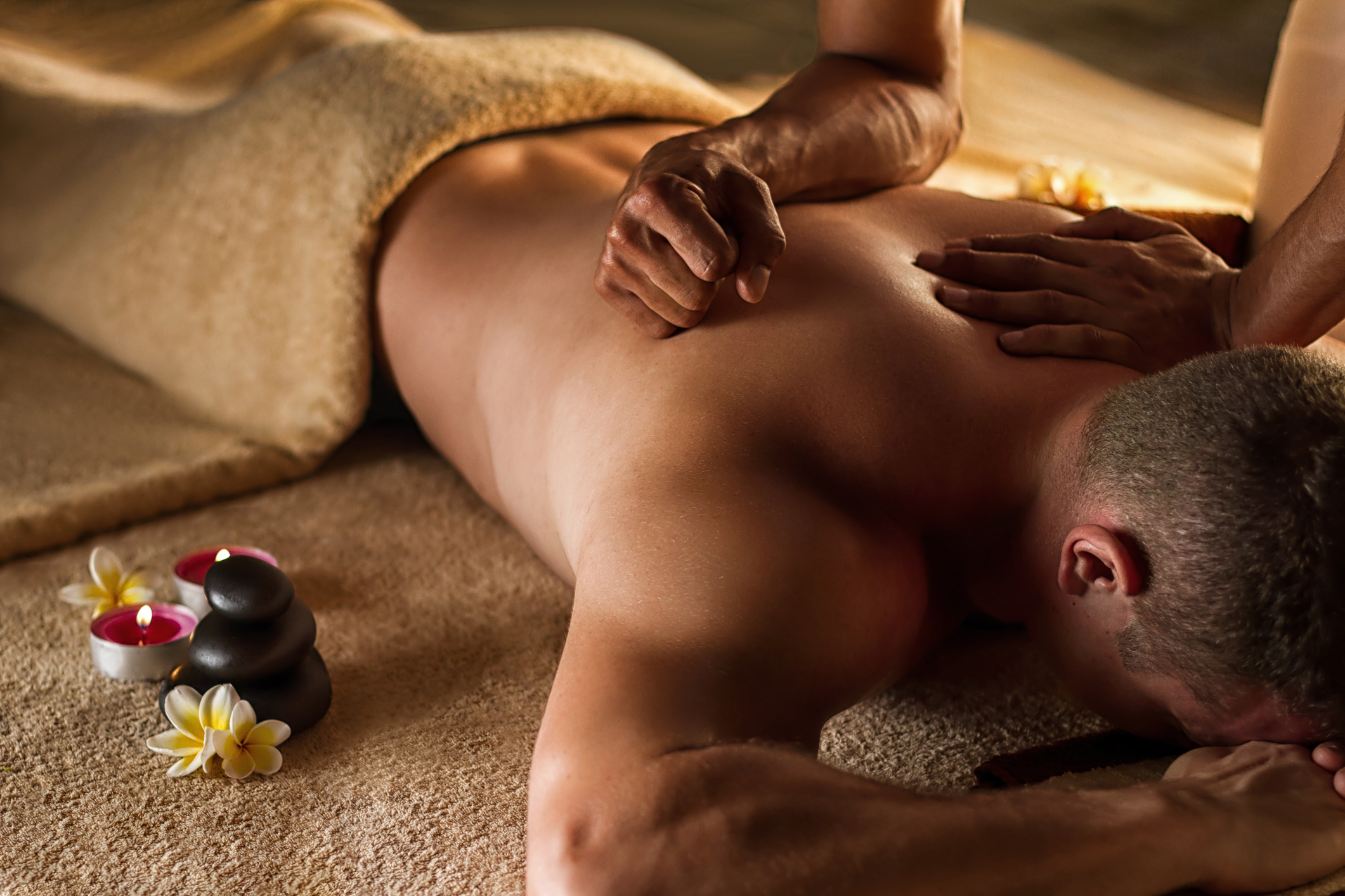 Deep tissue massage benefits